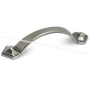 Ручка-скоба 96мм серебро состаренное UR0711/96