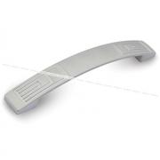Ручка-скоба 128мм хром матовый UR2708/128