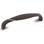 SERPENTE Ручка-скоба 96мм медь состаренная UR4325/96