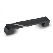 RITTO Ручка-скоба 256мм черный матовый US48A0C/256