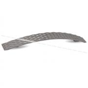 WAVE Ручка-скоба 128мм хром вулканический серый UU40VG/128