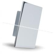 Ручка-кнопка 16мм хром UU7404
