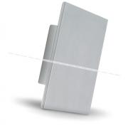 Ручка-кнопка 16мм хром матовый UU7408