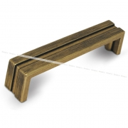 PARK Ручка-скоба 96мм бронза состаренная UU7505GR/96