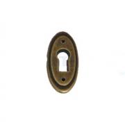 Накладка под ключ бронза состаренная WBC.8037/SP.00D1