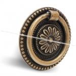 Ручка-капля бронза состаренная WBH.5017.00A.00D1