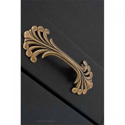 Ручка-скоба 96мм бронза состаренная WMN.626.096.00D1