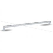 Ручка-скоба 320мм хром с кристаллами Сваровски WMN.335K.320.KR02