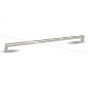 Ручка-скоба 320мм нерж. сталь с кристаллами Сваровски WMN.335K.320.KR03