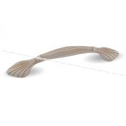 Ручка-скоба 96мм cлоновая кость/золото винтаж WMN.503.096.00T5