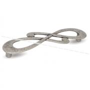 Ручка-скоба 128мм серебро состаренное WMN.602.128.00E8