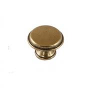Ручка-кнопка D30мм бронза Орваль WPO.6000.030.00A8