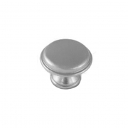 Ручка-кнопка D30мм никель WPO.6000.030.00F7