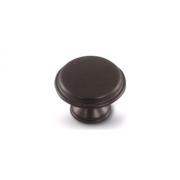 Ручка-кнопка D30мм макиато WPO.6000.030.00N8