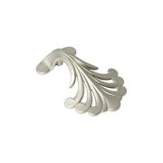 Ручка-кнопка 32мм серебро состаренное WPO.626.A32.00E8