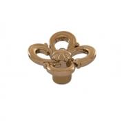Ручка-кнопка золото темное WPO.636.031.00G3