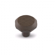 Ручка-кнопка железо ржавое WPO.761.000.00C9