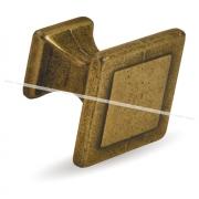 Ручка-кнопка бронза состаренная WPO.115.000.00D1