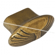 Ручка-кнопка бронза Орваль WPO.503.000.00A8