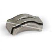 Ручка-кнопка 32мм серебро состаренное WPO.604.032.00E8