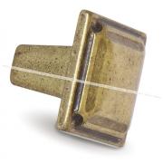Ручка-кнопка бронза состаренная WPO.683.028.00D1