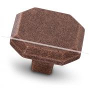 Ручка-кнопка медь состаренная WPO.752.000.00C1