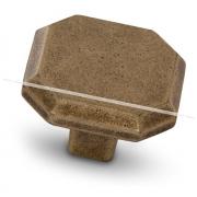 Ручка-кнопка бронза состаренная WPO.752.000.00D1