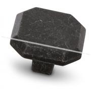 Ручка-кнопка железо черное WPO.752.000.00T2