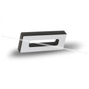 Ручка-скоба 64мм металлик X57.0064.SS
