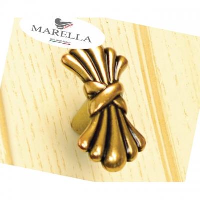 """Ручка кнопка, отделка бронза """"Валенсия"""" 24089Z04500.07B"""