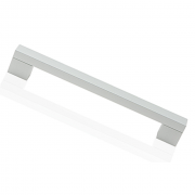 Ручка-рейлинг 256мм алюминий U-006-256-A0